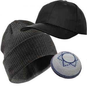 צוללנים וכובעים