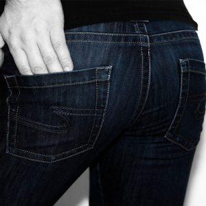 ג'ינסים וטייטס , מכנסיים
