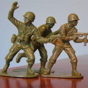 חיילים מיניאטוריים
